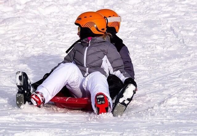 """ביטוח נסיעות לחו""""ל - מזחלות שלג"""